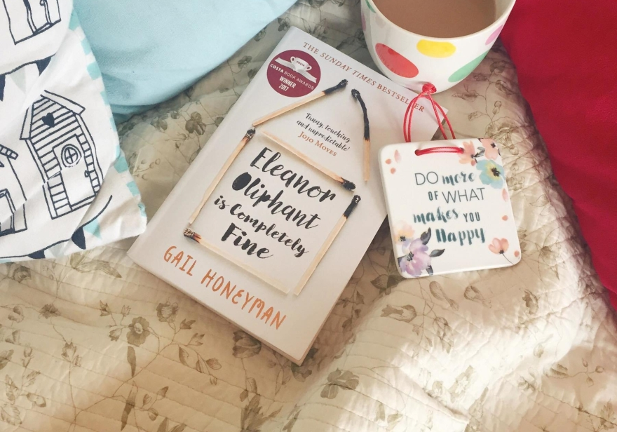 Eleanor Oliphant by Gail Honeyman book