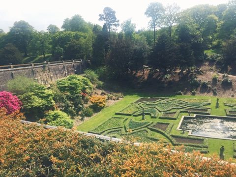 lyme-park-gardens-summer-pretty-national-trust